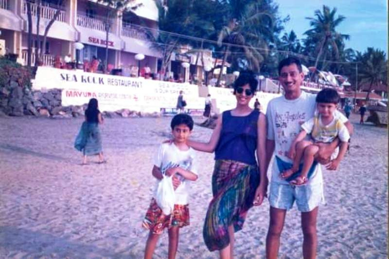 An Old Picture of Deepa Malik