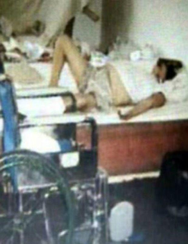 Dead Body of Parveen Babi