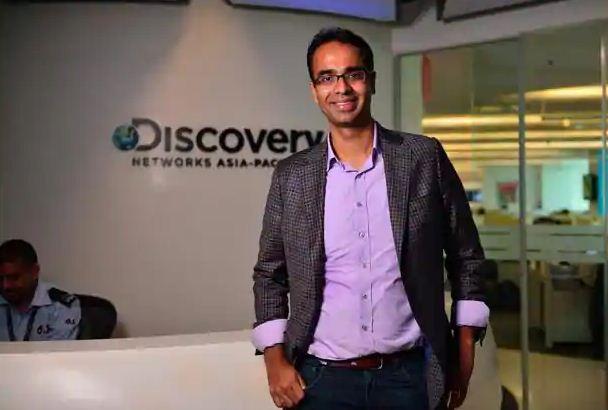 Ex Discovery CEO Karan Bajaj