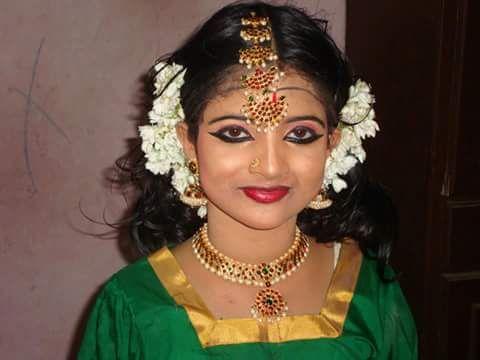 Nandana Varma in childhood
