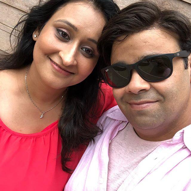 Priyanka Sharda With Kiku