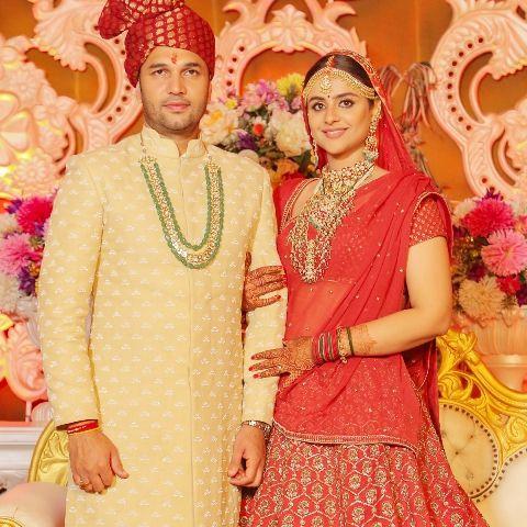Rohit Saroha wedding picture