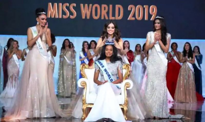 Toni-Ann Singh Crowned as the Miss World 2019