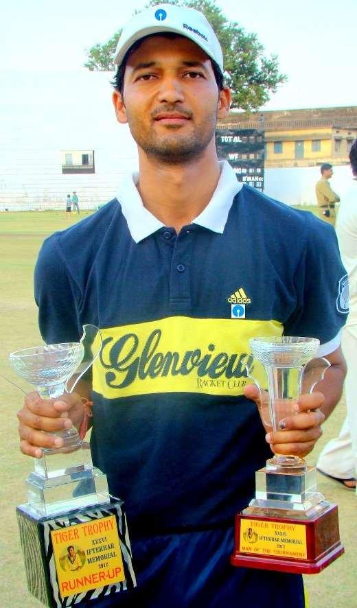 Jalaj Saxena's brother, Jatin Saxena