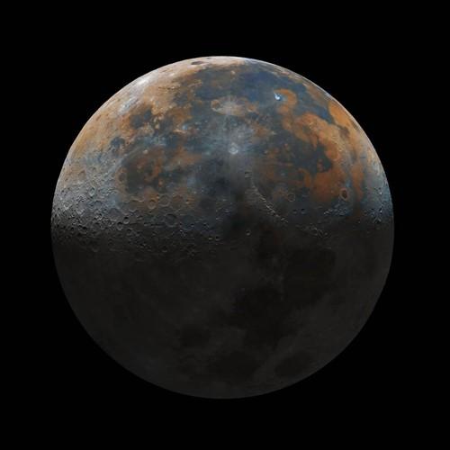 The Moon captured by Prathamesh Jaju