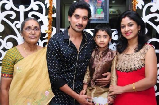 Nirupam-Paritala-family